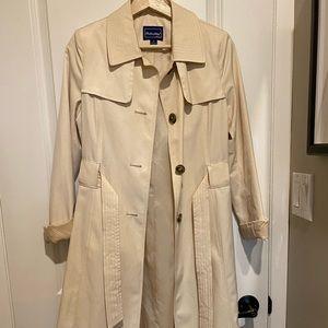 Rothschild trench coat